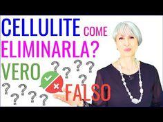 ELIMINA la CELLULITE! ROUTINE SOS anti CELLULITE su GAMBE, COSCE, GLUTEI, PANCIA. DIY e VELOCE! - YouTube