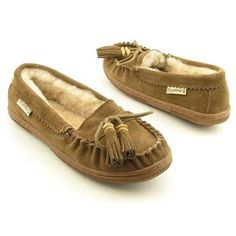 643ef39f817b Bearpaw Women s  Moc Fringe  Regular Suede Casual Shoes