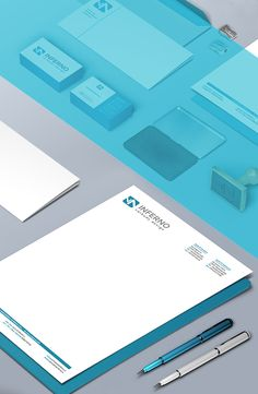 Corporate Identity - Stationary Design