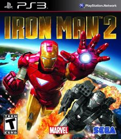 Iron Man 2 Playstation 3 PS3  NIW *** Visit the image link more details. Note:It is Affiliate Link to Amazon.