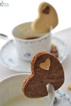Biscotti alle mandorle per #San Valentino