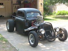49 Ford Rat Pickup