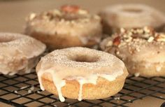 Apple Cider Donuts Recipe From HGTV >> http://www.hgtvgardens.com/apples/apple-cider-doughnuts-recipe?soc=pinterest