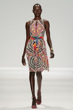 Ajak Deng - Very pretty and fresh looking :)