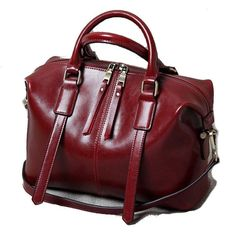 JeHouze Womens Genuine Leather Handbags Shoulder Handbag Tote Top Handle Bag  Cross Body Bags Satchel for ca7c6f81a75dc