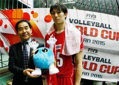 Japan's Masahiro Yanagida most impressive player of the match