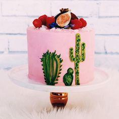 {{ cactus + fig cake