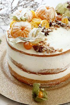 Drop Cake, Anna Banana, Chiffon Cake, Pastry Cake, Daily Meals, Celebration Cakes, Sweet Recipes, Cupcake Cakes, Bakery