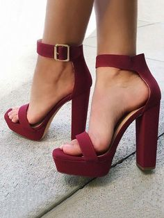 2fdc43d21b4e Shop Sexy Open Toe Chunky Heeled Sandals right now