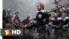Excalibur (1/10) Movie CLIP - Arthur's Knighthood (1981) HD