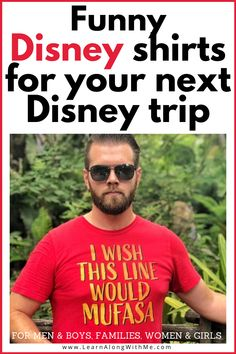 Planning a trip to a Disney resort? If so, check out these awesome Disney shirts to get before you go on your next Disney vacation. Disney Vacation Shirts, Matching Disney Shirts, Disney World Shirts, Disney Shirts For Family, Disney World Vacation, Disney Family, Disney Vacations, Disney Trips, Family Vacations