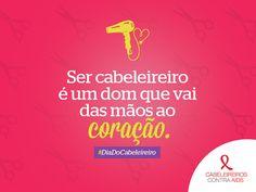 LAETA HAIR FASHION SALÃO DE BELEZA: ORGULHO DE SER CABELEIREIRA