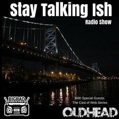 This evening we'll be LIVE on the Stay Talking Ish radio show from 6-8pm EST interviewing the cast of @oldheadpdx  Download the FREE #BigBadRadio app to tune in live or to replay any of our shows or stream anytime at BigBadRadio.com  #oldschoolhiphop #artists #tgif #goodmusic #music #realhiphop #philly #radio #hiphop #listen #phillysupportphilly #lebron #lebronjames #internetradio #staytalkingishradioshow #blackradio #blackcreatives #nba #basketball #international #tunein #tonight #talkradio…