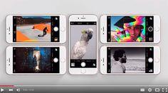 """Apple égrène ses publicités TV avec un timing d'horloger suisse et publie aujourd'hui une nouvelle pub vidéo de sa campagne """"Of it's not an iPhone, it's not an iPhone"""" qui se focalise sur les mérites de la caméra iSight de l'iPhone 6, pour la prise de photo et ses fonctions vidéo. - See more at: http://www.iphonologie.fr/5933-video-if-its-not-an-iphone-its-not-an-iphone-photo-et-video-sur-iphone-6-dans-cette-nouvelle-pub/#sthash.z9R1RcKa.dpuf"""
