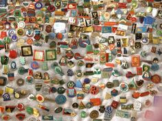 Zbierka odznakov