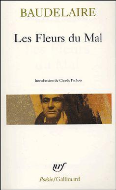 Recueil de poème de Charles Baudelaire.