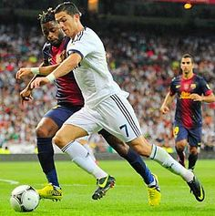 Poor, Sad Cristiano Ronaldo...will he cheer up?