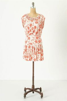 Anthropologie Scattered Stellata Dress