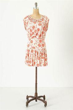 Anthropologie Scattered Stellata Dress