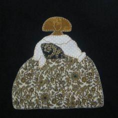 camiseta menina mod. 2  telas 100x100 algodón aplicado de patchwork