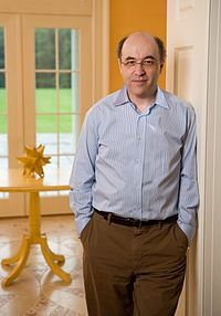 Stephen Wolfram -  creator of Mathematica