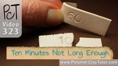 How Long Do You Bake Polymer Clay?