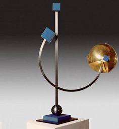 // Scale Lamp by Pierre Cardin