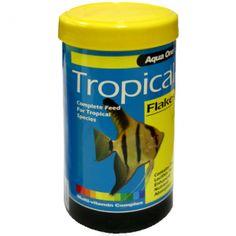 FREE Aqua One Tropical Fish Food - Gratisfaction UK Freebies #freebies #fish