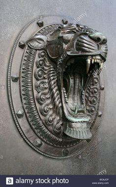 Image result for Beautiful door knockers