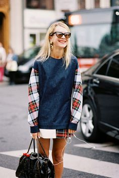 Paris Fashion Week SS 2014....Natalie