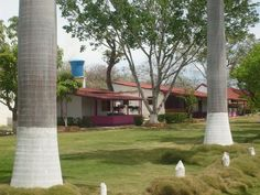Hacienda San Francisco area de camping