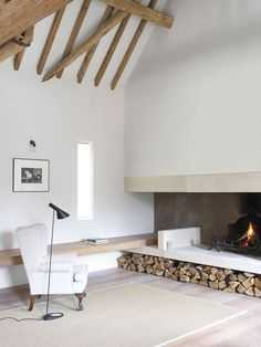 Park Corner Barn - Picture gallery #architecture #interiordesign #fireplace