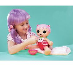 Buy Lalaloopsy Babies Potty Surprise at Argos.co.uk, visit Argos.co.uk to shop online for Dolls and playsets, Clearance Toys, Toys