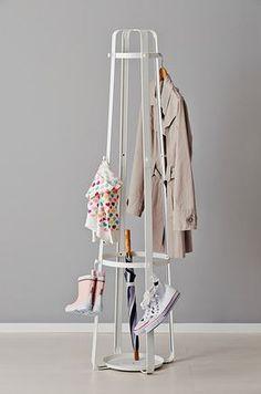 ENUDDEN kapstok | #IKEA #DagRommel #hal #gang #garderobe #kapstok