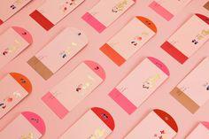 中僑參茸 on Behance Tiger Design, Brand Packaging, Packaging Design, Product Packaging, Chinese Red Envelope, Red Packet, Chinese New Year, Cool Designs, Branding