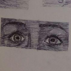 Pen sketch