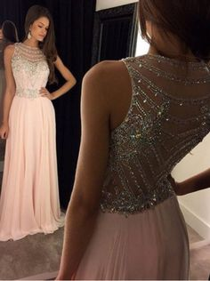 #pink #chiffon #prom #party #evening #dress #dresses #gowns #cocktaildress #EveningDresses #promdresses #sweetheartdress #partydresses #QuinceaneraDresses #celebritydresses #2017PartyDresses #2017WeddingGowns #2017HomecomingDresses #LongPromGowns #blackPromDress #AppliquesPromDresses #CustomPromDresses #backless #sexy #mermaid #LongDresses #Fashion #Elegant #Luxury #Homecoming #CapSleeve #Handmade #beading