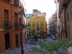 Cagliari, Sardinia, Italy - went to Deucimamano AB for 30 days in 1986