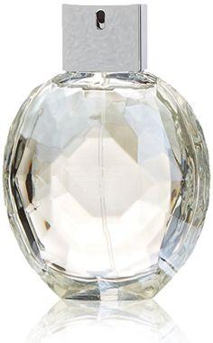 Emporio Armani Diamonds Eau de Parfum spray for Women 100 ml. UK perfume. Women perfume. Ladies perfume. It's an Amazon affiliate link.