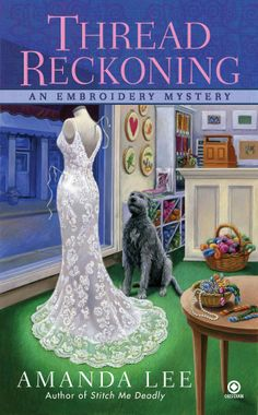 Cozy mystery at its best.