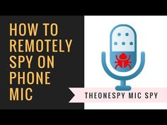 Use Microphone as Spying Tool – Listen Surround Voices & Conversations