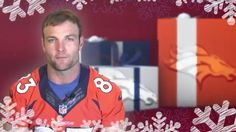 Happy Holidays 2014! #WesWelker #Broncos Patriots Dolphins, Wes Welker, Holiday 2014, Wide Receiver, Broncos, Happy Holidays, Ronald Mcdonald, Nfl, Happy Holi