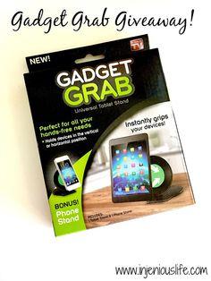 Gadget Grab - A Giveaway