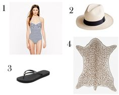 LDV Top 10 Beach Essentials