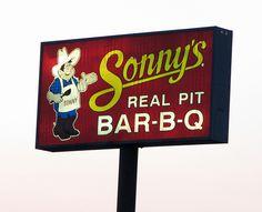 Sonny's BBQ in Cocoa Beach, FL