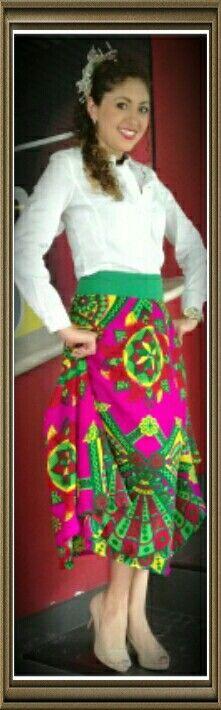 Vestido estilizado  Confecciones Edy