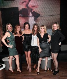 "Ramona Singer Sonja Morgan Photos - ""Real Housewives Of New York City"" Season 3 Premiere Party - Zimbio Housewives Of New York, Real Housewives, Ramona Singer, Photo L, Housewife, Season 3, Front Row, New York City, Party"