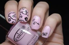 Born Pretty Store Stamping Plate - Nail Lacquer Blog
