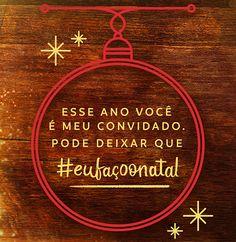 Vamos fazer o melhor Natal? Nova Chance, Pernil, Home Decor, Best Christmas, Christmas Night, Strawberry Fruit, Cook, Sun, Sweets