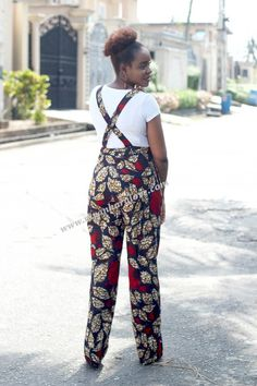 African Print Dungarees with Side Pockets African Print Dungarees with Side Poc. African Print Dungarees with Side Pockets African Print Dungarees with Side Poc. African Print Shirt, African Print Jumpsuit, African Prints, African Wear Dresses, African Attire, African Clothes, African Design, African Style, Kitenge